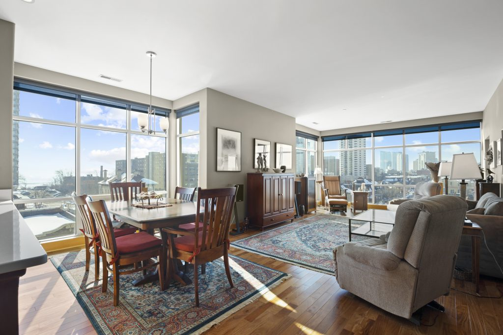 1550 E. Royall Pl., #501. Photo courtesy of Corley Real Estate.