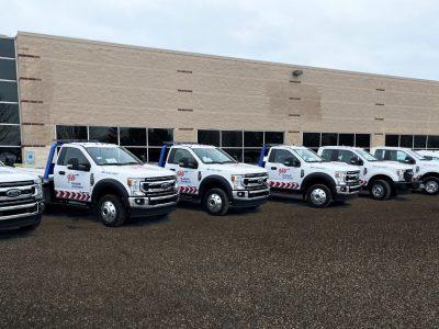 AAA Launches Dedicated Roadside Assistance Fleet in Milwaukee