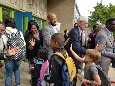 Evers Wants Massive Education Investment