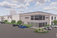 11601 W. Bradley Rd. Rendering by Allume Architects.