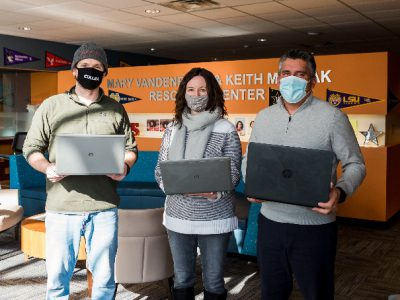 JP Cullen Donates over 100 Laptops to Boys & Girls Club of Greater Milwaukee