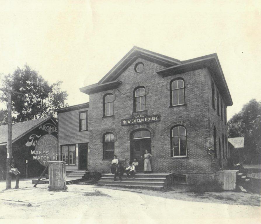 The New Coeln House (ca 1912) on South Howell Avenue, today known as the Landmark 1850 Inn, is Milwaukee's oldest saloon. Landmark 1850 Inn.