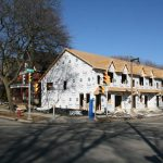 Friday Photos: New Townhomes for Riverwest