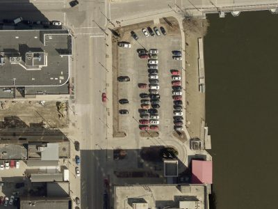 Eyes on Milwaukee: Redevelopment Authority Wants Riverfront Parking Lot Developed
