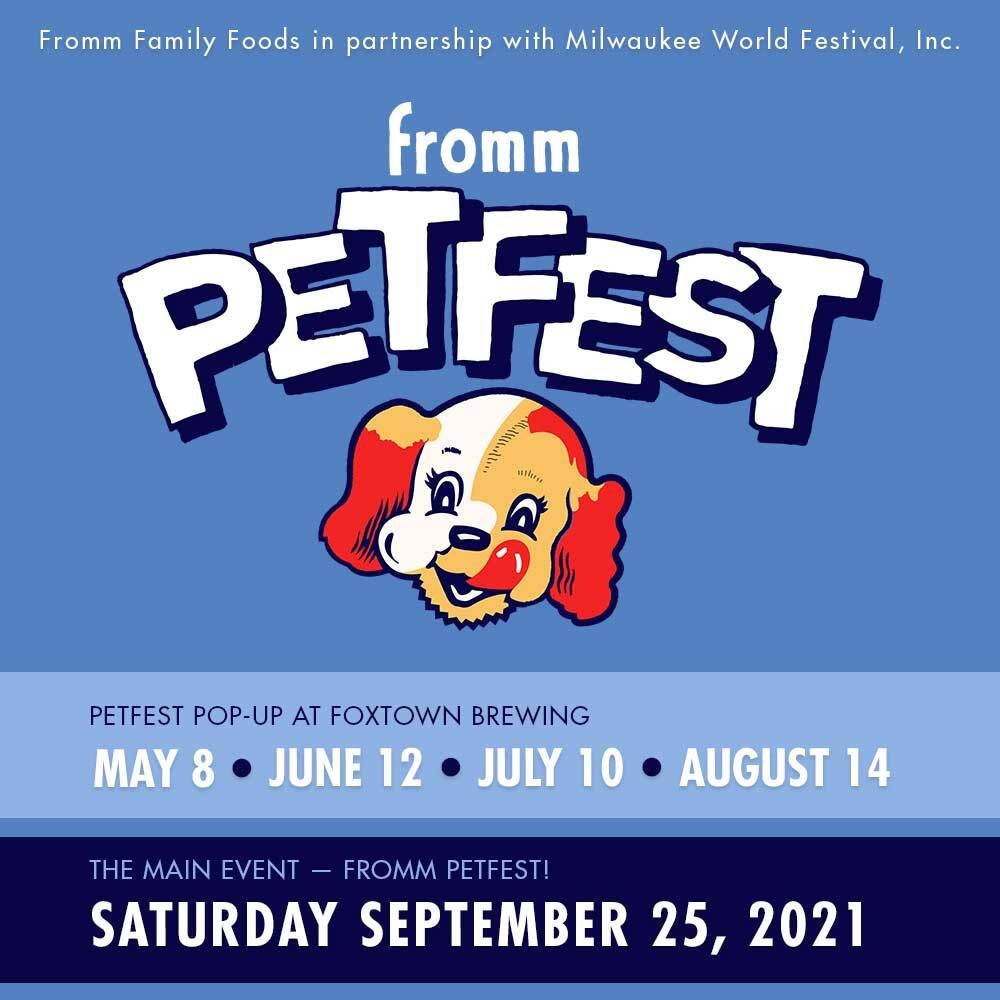Fromm Petfest Pop-Up