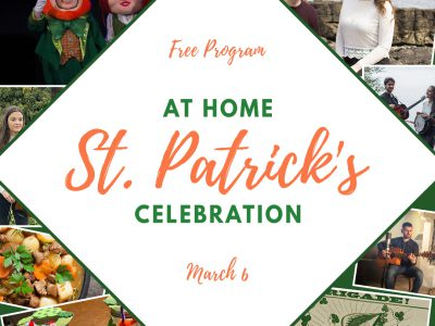 CelticMKE's At Home St. Patrick's Celebration This Weekend