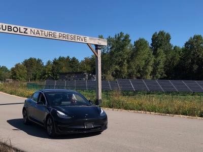 RENEW Wisconsin to Unveil Electric Vehicle Grant Program