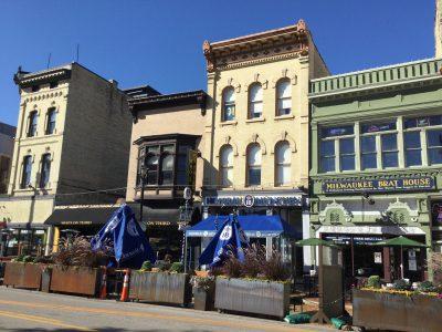 Milwaukee Walks: Eight Blocks of Food, History and Art