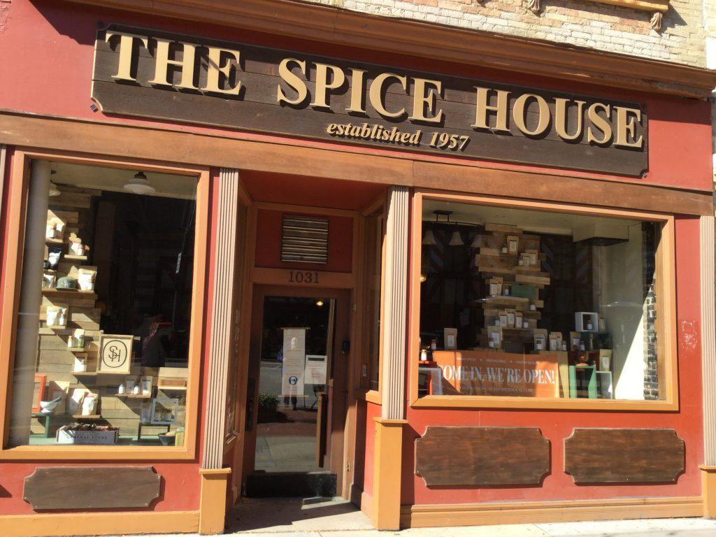 The Spice House. Photo by Cari Taylor-Carlson.