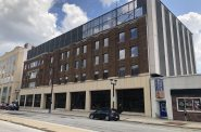Sentinel Building, 918 N. Vel R. Phillips Ave. Photo by Jeramey Jannene.