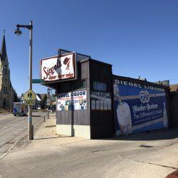 Siegel's Liquor, 2632 S. Kinnickinnic Ave. Photo taken March 20th, 2021 by Dave Reid.