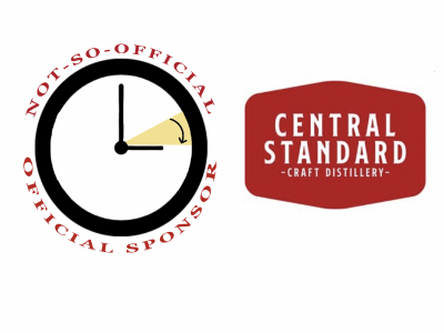 Central Standard Craft Distillery Named Not-So-Official, Official Sponsor of Sunday's Spring Forward Time Change