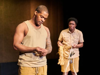 Theater: 'The Island' Still Packs a Punch
