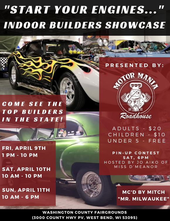 Motormania Indoor Car Show