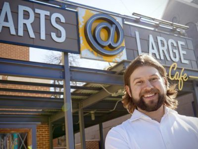Arts @ Large names new CEO
