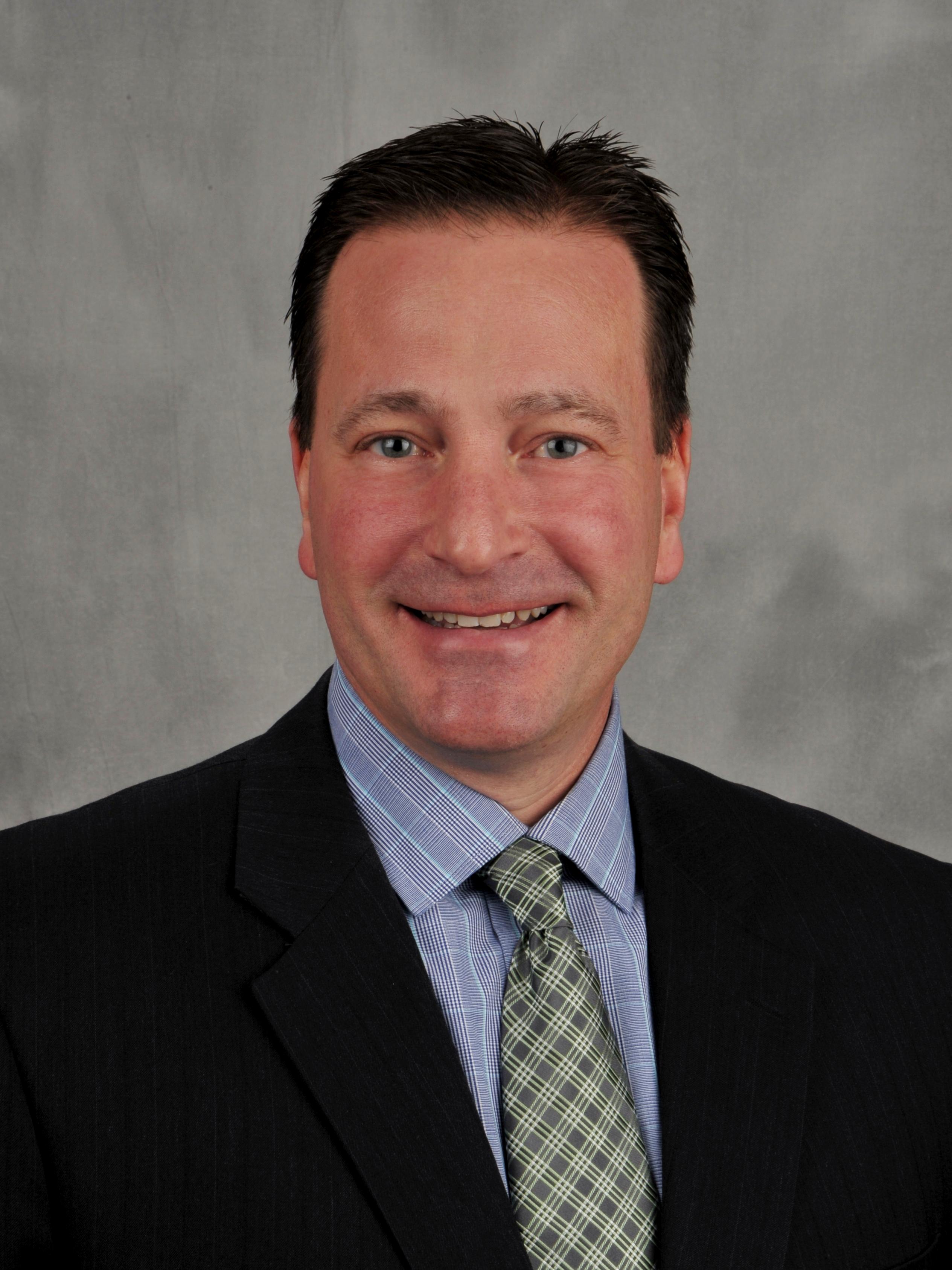 Steven Luebke. Photo courtesy of North Shore Bank.