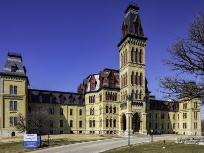 Milwaukee Soldiers Home Campus Fifty Percent Leased