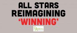 Ex Fabula Presents: ALL STARS Reimagining Winning