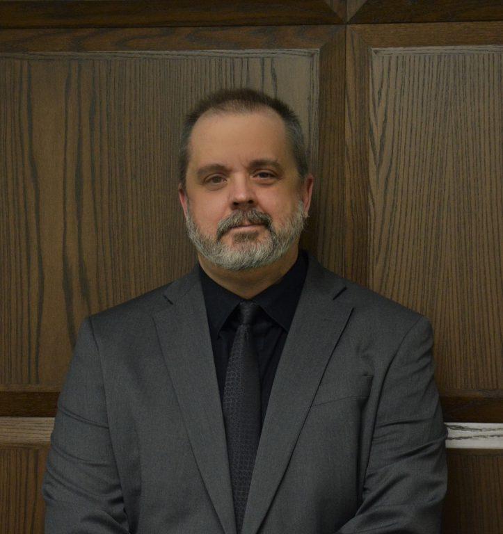 Mark G. Schroeder. Photo courtesy of Gov. Evers' office.