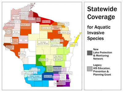 DNR Launches Lake Protection Network To Prevent  Spread Of Aquatic Invasive Species