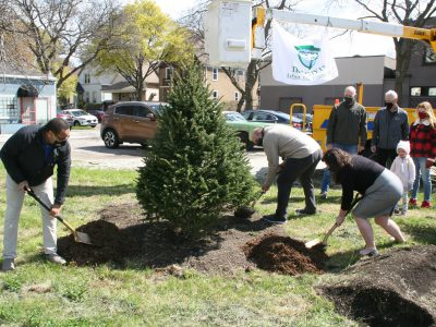 2021 Arbor Day Marks Start of New Beer Tradition