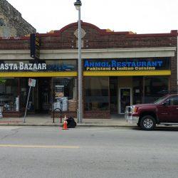 Sasta Bazaar and Anmol Restaurant. Photo taken June 14th, 2018 by Carl Baehr.