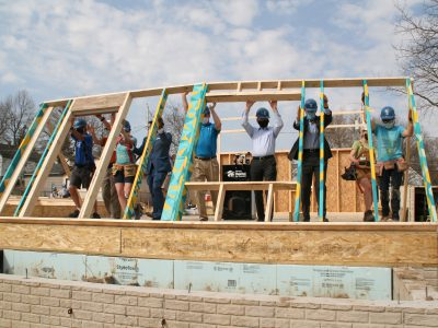 Eyes on Milwaukee: Habitat Building 80 Homes in Harambee