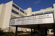 The Alabama Criminal Justice Center houses the headquarters of the Alabama Department of Corrections and the Alabama Department of Public Safety. Photo by Rivers A. Langley; SaveRivers, CC BY-SA 3.0 , via Wikimedia Commons