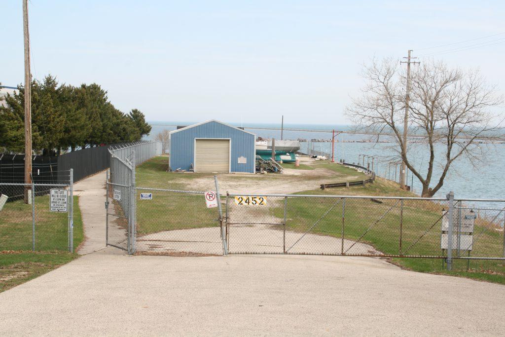 2452 S. Lincoln Memorial Dr., home of the Sea Scouts Ship Invincible 299. Photo by Jeramey Jannene.