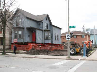 Eyes on Milwaukee: Historic Home Will Be Moved Three Blocks