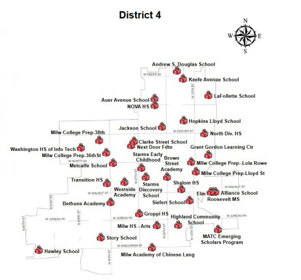 District 4.