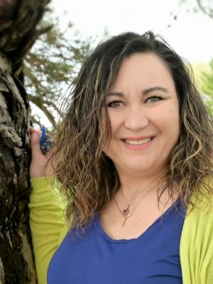 Annie Knudson. Photo courtesy of Annie Knudson.