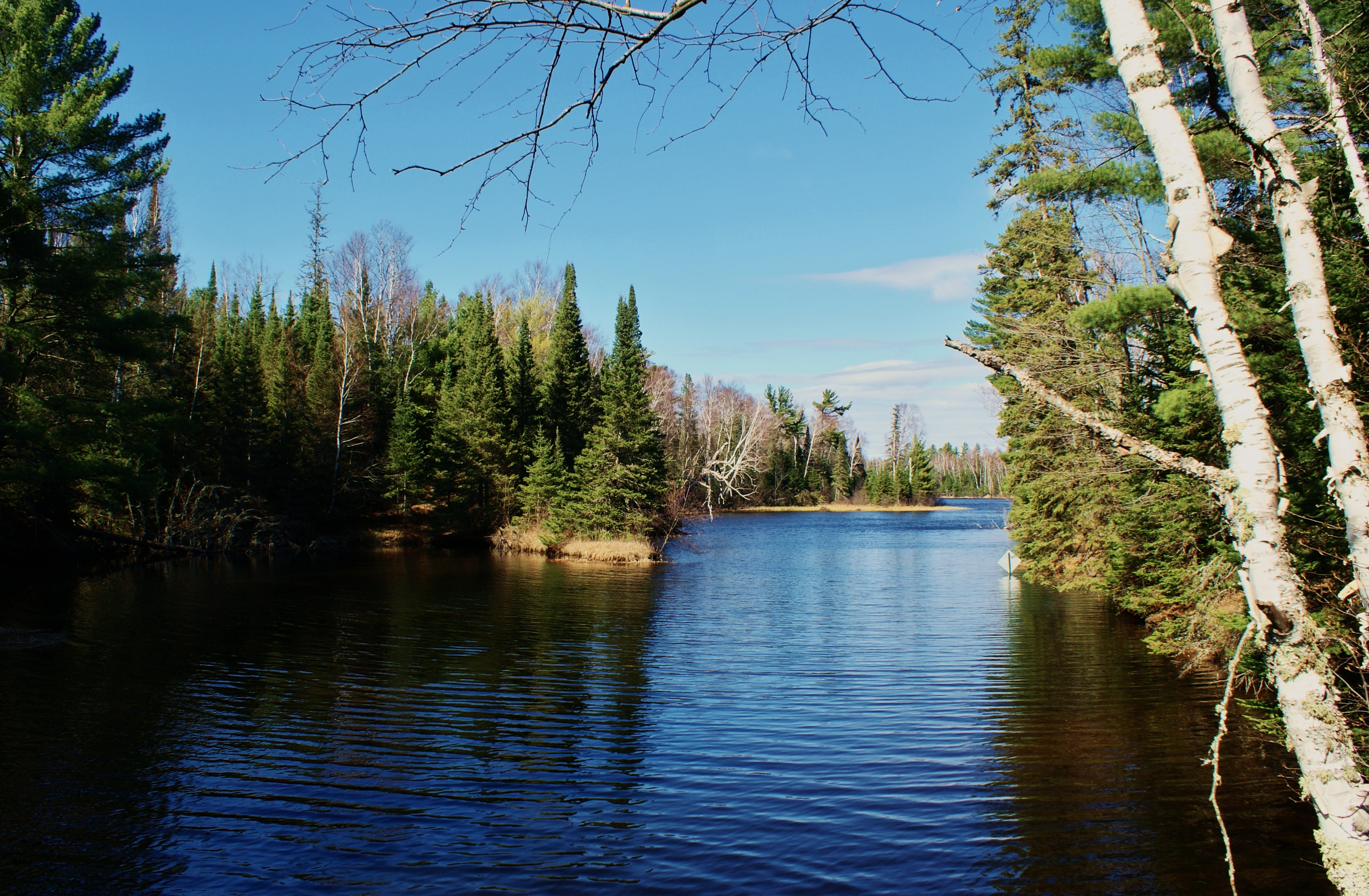 Photo taken from Shay Dam near Mercer, Wisconsin. Photo by flickr user chumlee10 (CC BY 2.0) https://www.flickr.com/photos/chumlee/7069110489 https://creativecommons.org/licenses/by/2.0/