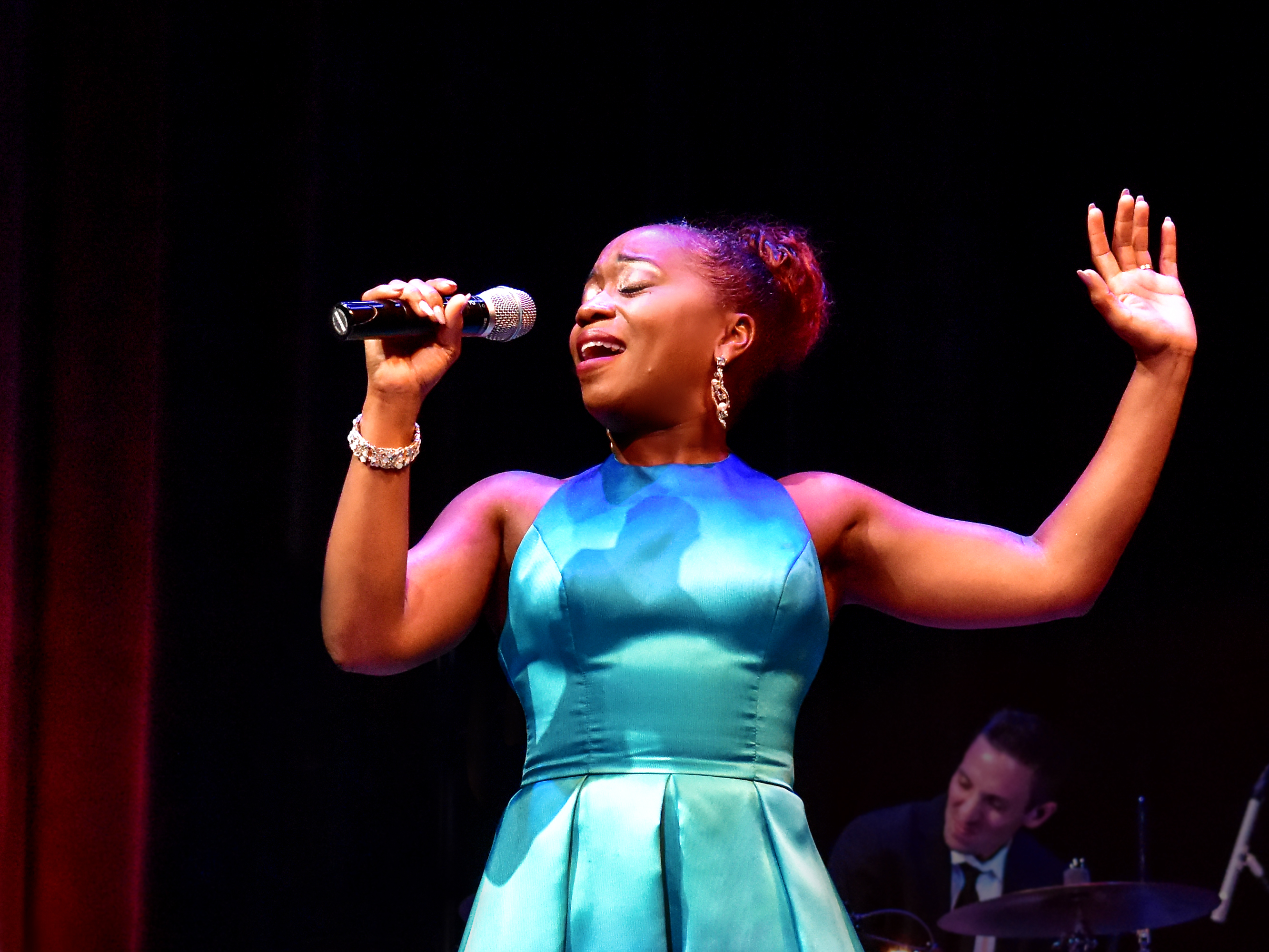 First Lady of Song: Alexis J Roston Sings Ella Fitzgerald starring Alexis J Roston. Presented by Artists Lounge Live. Photo by JPM Photography.