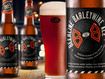 Lakefront Brewery Assists Local Bars with its Beerline Barleywine