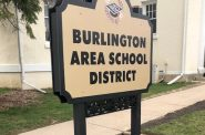 The Burlington Area School District was torn apart after a teacher formed a lesson around racism and Black Lives Matter protests, according to an NBC News report. (Burlington Area School District Facebook)