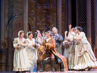 Classical: Florentine Opera Returns To The Stage