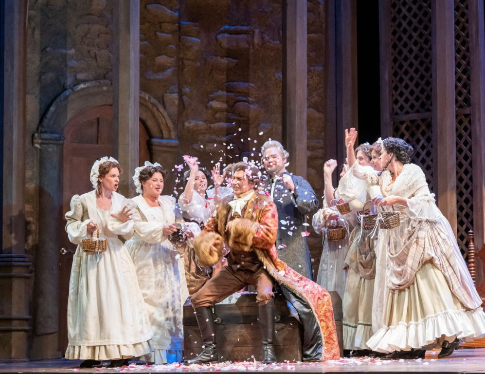 The Barber of Seville. Photo courtesy of the Florentine Opera Company.