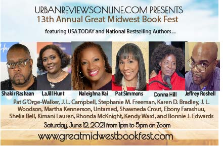 The 13th Annual Great Midwest Book Fest