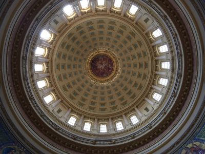 The State of Politics: Wisconsin Public Pension System is 100% Funded