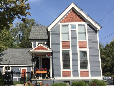 Milwaukee Walks: Brewers Hill Boasts Lovely Restored Homes