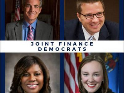 Democrats Call for Virtual Joint Finance Hearing