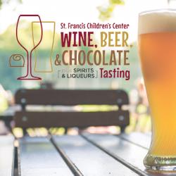 Wine, Beer, & Chocolate Tasting