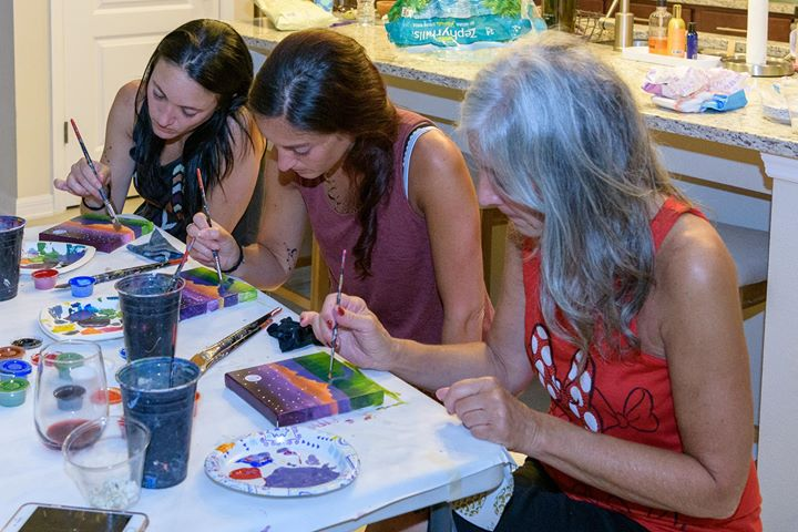 Splash Studio to hold live virtual painting sessions for Mother's Day