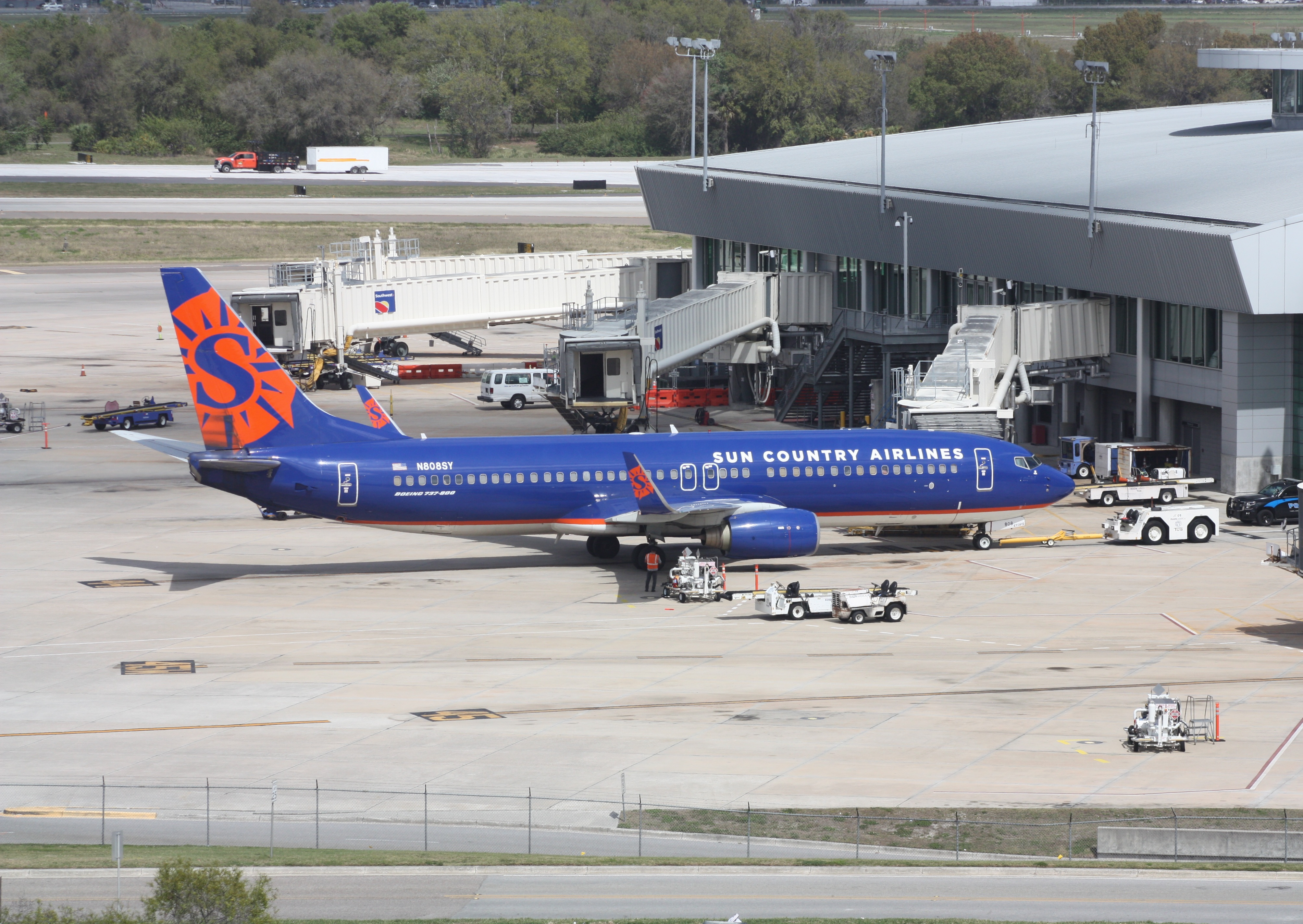Sun Country Airlines Takes Off from Milwaukee to Vegas, Minneapolis