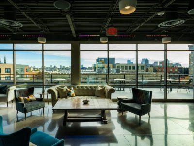Nō Studios opens Skyline Bar + Lounge