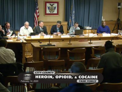 Overdoses Surge and Heroin, Opioid Cocaine Task Force Doesn't Meet