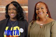 Aisha Carr and Dana Kelley Photos provided by respective candidates.