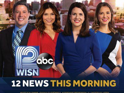 Diana Gutiérrez to Co-Anchor 'WISN 12 News This Morning'
