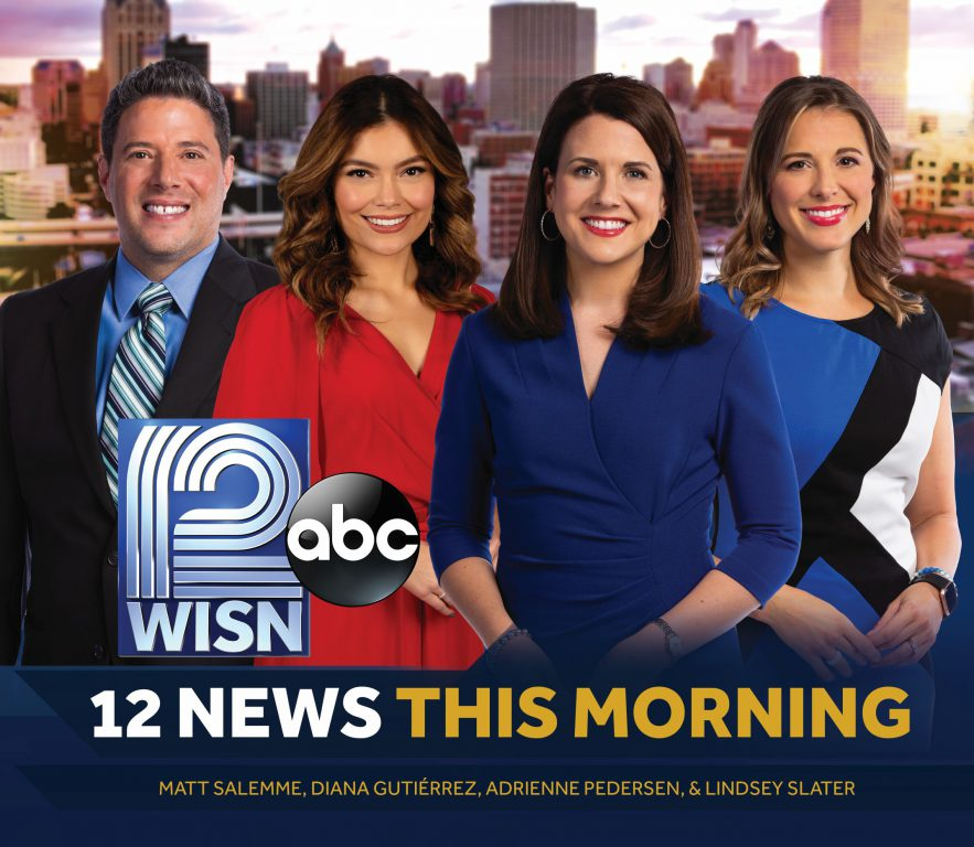 WISN 12 News This Morning.